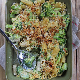 Food & Wine: Broccoli Mac 'n' Cheese