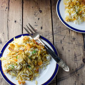 Food & Wine: Chicken Biryani