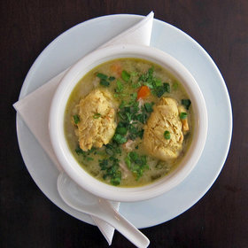 Food & Wine: Chinese Chicken with Dumplings