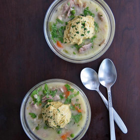 Food & Wine: Coconut Chicken with Herb Dumplings