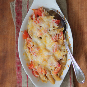 Food & Wine: Fresh Tomato Mac and Cheese