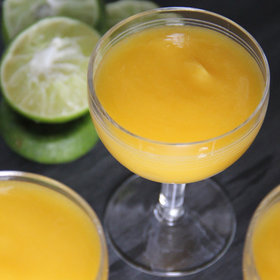 Food & Wine: Mango-Elderflower Margaritas