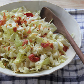 Food & Wine: German Cabbage Salad