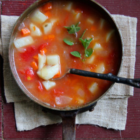 Food & Wine: Italian Potato Soup