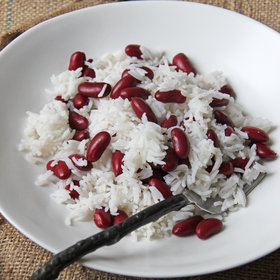 Food & Wine: Jamaican Rice and Peas