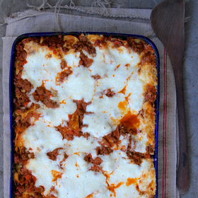 Food & Wine: Lasagna Bolognese