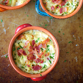 Food & Wine: Macaroni and Cheese with Jalapeños and Bacon