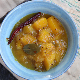 Food & Wine: Mango Chutney