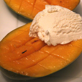 Food & Wine: Mangoes Fosters