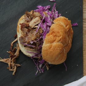 Food & Wine: North Carolina Pulled Pork