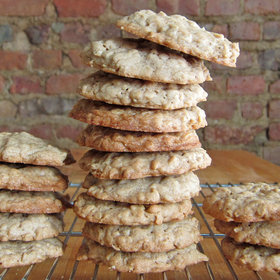 Food & Wine: Oatmeal Cookies