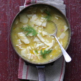 Food & Wine: Pennsylvania Dutch Chicken Noodle Soup