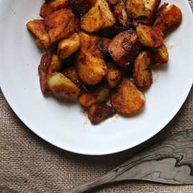 Food & Wine: Portuguese-Style Roast Potatoes