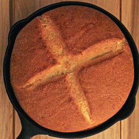 Food & Wine: Portuguese Cornmeal Bread