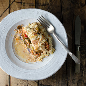 Food & Wine: Quick-and-Easy Eggplant Lasagna