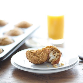 Food & Wine: Quinoa-Millet Muffins with Orange Zest