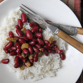 Food & Wine: Red Beans and Rice