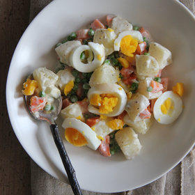 Food & Wine: Russian Potato Salad
