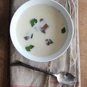 Food & Wine: Russian Potato Soup