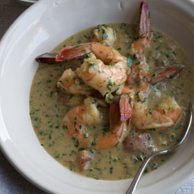 Food & Wine: Shrimp in Coconut Milk