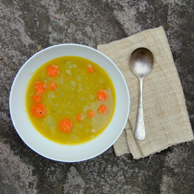 Food & Wine: Slow Cooker Split Pea Soup