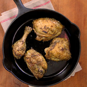 Food & Wine:  South of France Roast Chicken