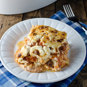 Food & Wine: Super-Fast Classic Lasagna