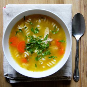 Food & Wine: Turkey Noodle Soup