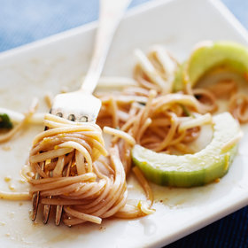 Food & Wine: Udon Noodles with Citrus Vinaigrette