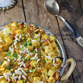 Food & Wine: Vegan Tofu Biryani