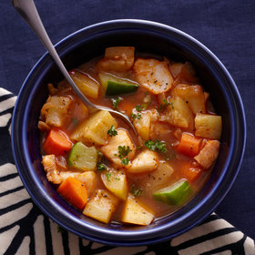Food & Wine: Tunisian Fish-and-Vegetable Stew