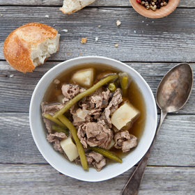 Food & Wine: Steak-and-Potato Soup