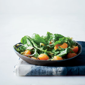 Food & Wine: Arugula Salad with Mandarin Vinaigrette