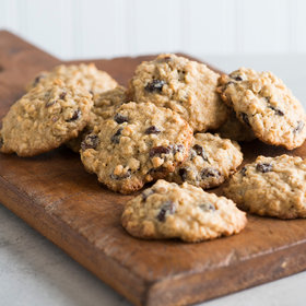 Food & Wine: Easy Oatmeal Raisin Cookies