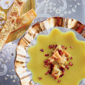 Food & Wine: Red Lentil Soup with Cumin and Fried Onions
