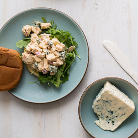 Food & Wine: Blue Cheese Chicken Salad Sandwich