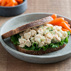 Food & Wine: Everyday Chicken Salad Sandwich