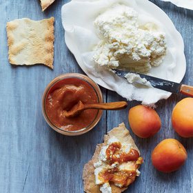 Food & Wine: Apricot Butter