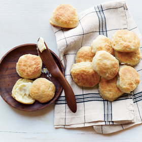 Food & Wine: Skillet Buttermilk Biscuits