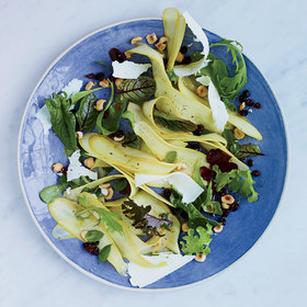 Food & Wine: Summer Squash Salad with Pickled Currants