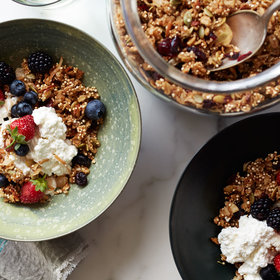 Food & Wine: How Granola Launched a Breakfast Revolution