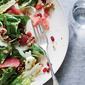 Food & Wine: Grapefruit-and-Escarole Salad