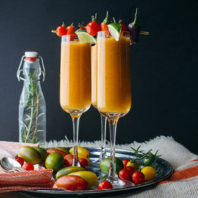 mkgalleryamp; Wine: Fresh-Squeezed Heirloom Bloody Mary