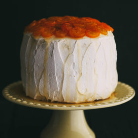 Food & Wine: Layered Parsnip Cake with Candied Kumquats