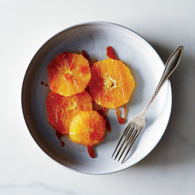 Food & Wine: Oranges in Rum and Caramel
