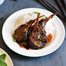 Food & Wine: Chinese Spicy, Sweet and Sour Lamb Chops