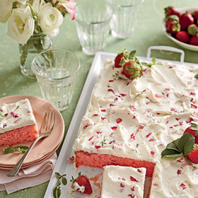 Food & Wine: The Best Way To Turn a Layer Cake Into a Sheet Cake