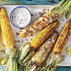 Food & Wine: 7 Brilliant Ways to Use Up Leftover Corn on the Cob