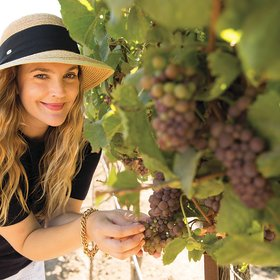 Food & Wine: What Drew Barrymore Loves Most About Wine