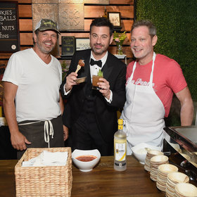 mkgalleryamp; Wine: How to Make the Meatballs from Jimmy Kimmel's Emmy's Afterparty